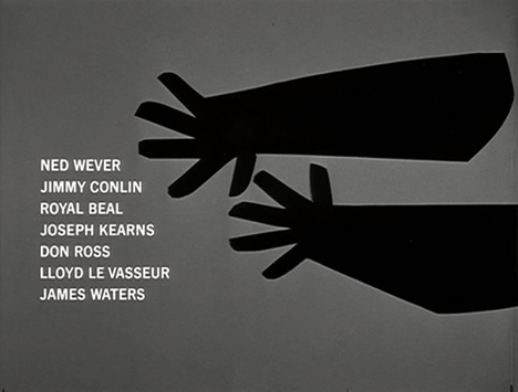 Notcoming Anatomy Of A Murder The Title Credits