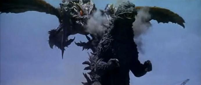 notcoming.com | Godzilla vs. Megaguirus